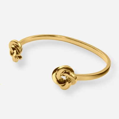 Knot in 18k Yellow Gold