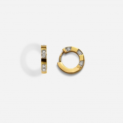Savor in 18k Yellow Gold